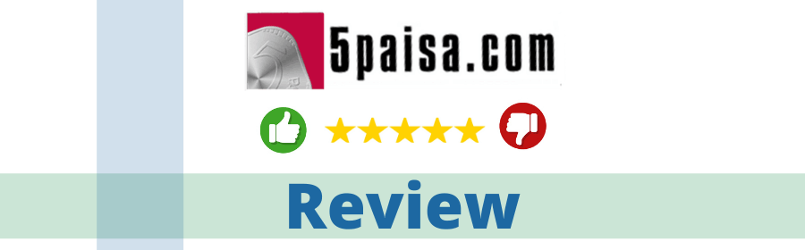 5Paisa Review, Stock Trading, Demat, Brokerage Charges & More