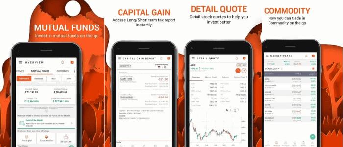 Sharekhan Mobile Trading App