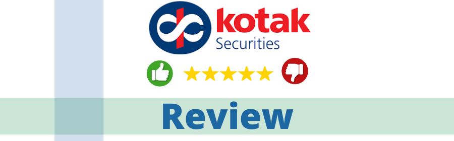 Kotak Securities Review, Stock Trading, Demat, Brokerage Charges & More