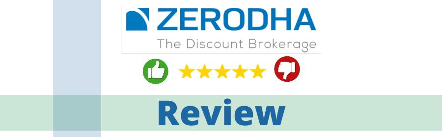 Zerodha Review   Margin, Demat Account, Brokerage Charges